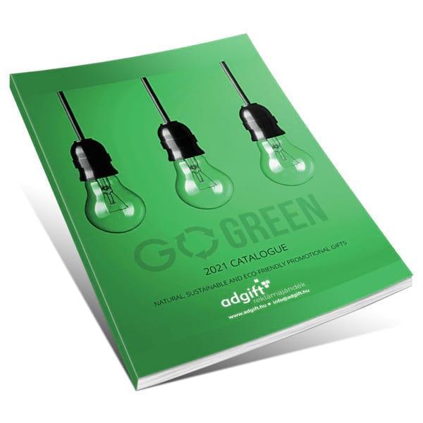 ADGIFT Környezetbarát Egyedi reklámajándék, zöld reklámtárgy, öko céges ajándék katalógus 2021