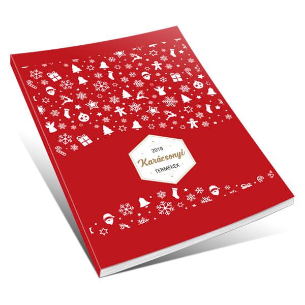 ADGIFT karácsonyi reklámajándék katalógus 2018 - 2