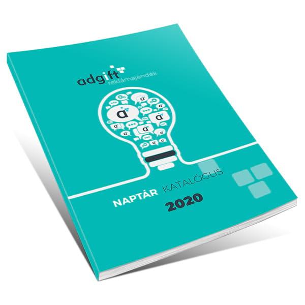 ADGIFT Egyedi reklámajándék, reklámtárgy, céges ajándék naptár katalógus 2020