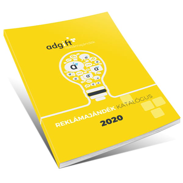 ADGIFT Egyedi reklámajándék, reklámtárgy, céges ajándék katalógus 2020 - YELLOW