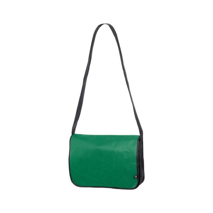 d19478c1f88e Kreatív reklámtárgy: Bernice irattáska, zöld, nemszőtt
