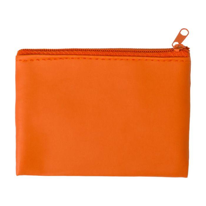 23df195d9b Ötletes reklámtárgy: Dramix pénztárca, narancssárga