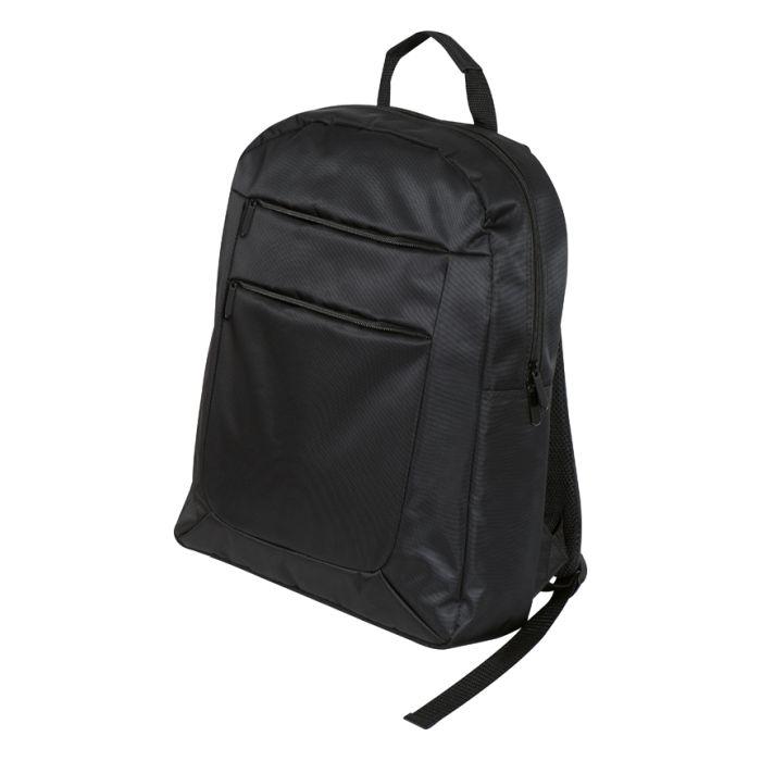 ae914261e932 Kreatív reklámtárgy: Laptop hátizsák, fekete