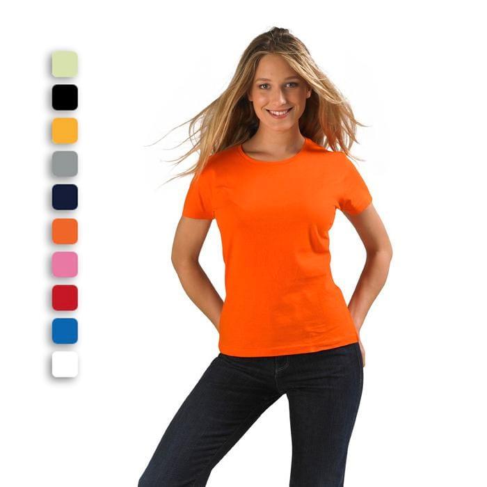 Logózható Női céges póló - 150 gr m² Cégeknek 211966edfc