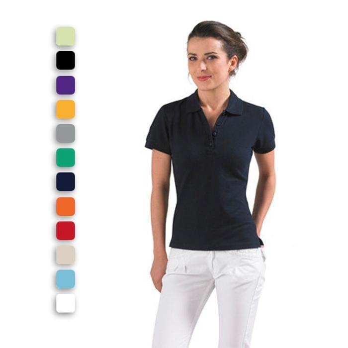 Emblémázható Női céges póló - 210 gr m² Cégeknek 0516f0bad8